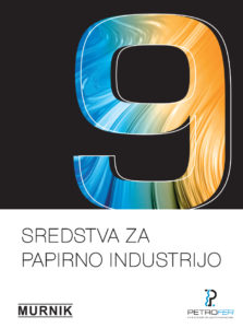 Sredstva za papirno industrijo